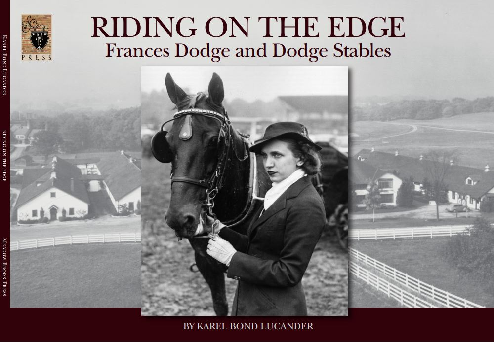 Riding on the Edge Book Cover
